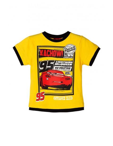 T-shirt chłopięcy Auta 1I34CY
