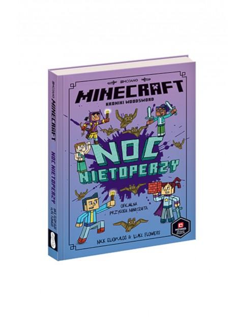 Minecraft. Noc nietoperzy- książka
