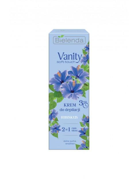 Krem do depilacji Hibiskus VANITY SOFT TOUCH 100 ml