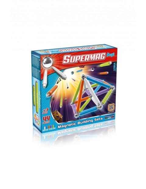 Klocki magnetyczne Supermag 44el.1Y34IE