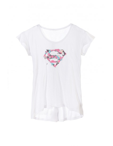 T-shirt damski Superman 5Y34B7