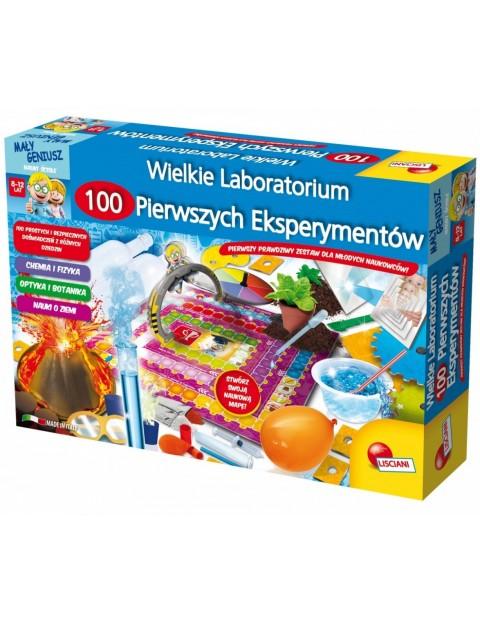 I'm a Genius Laboratorium 100 eksperymentów