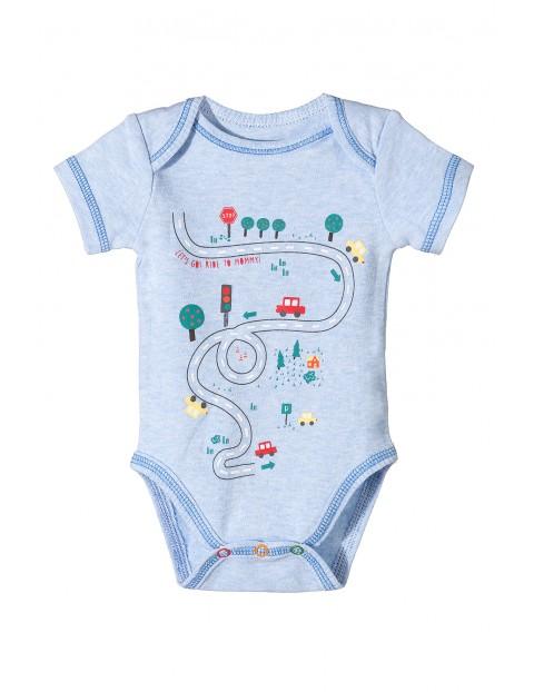 Body niemowlęce 100% bawełna 5W3513