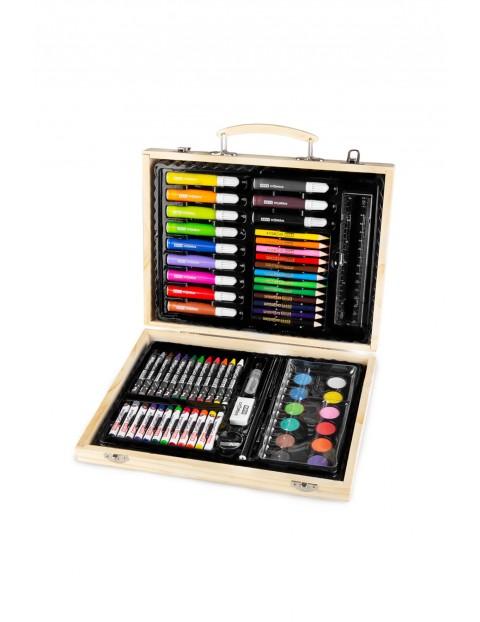 Zestaw artystyczny dla dzieci ART SET-68 elementów