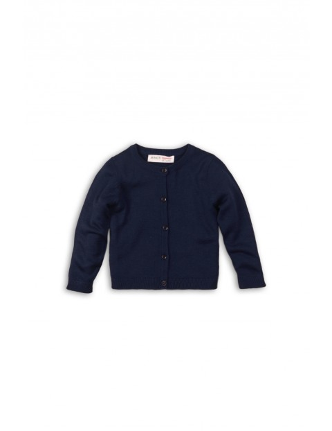 Sweter niemowlęcy dzianinowy 5C35AN