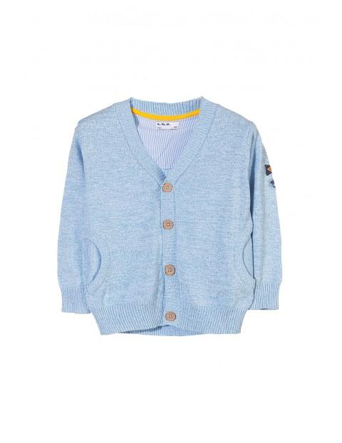Sweter chłopięcy 1C3404