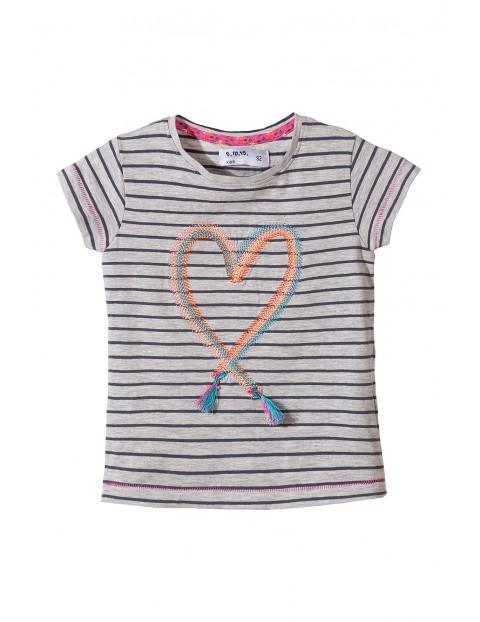 T-shirt dla dziewczynki 3I3315