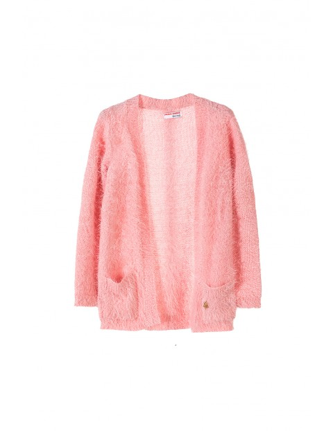 Sweter dziewczęcy 4C3508