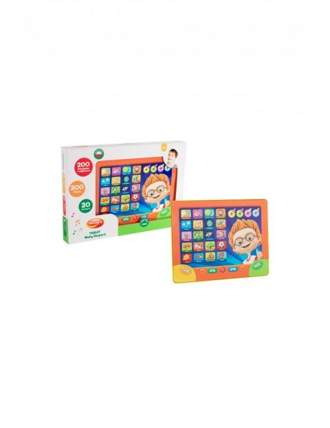 Tablet - Mały ekspert- zabawka edukacyjna 3+