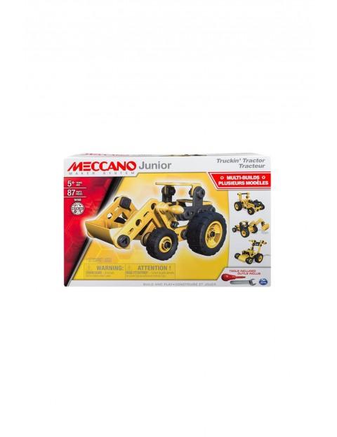 Klocki Meccano Junior - ciągnik 2Y34C5