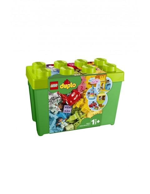 LEGO® DUPLO® Pudełko z klockami Deluxe - 85 elementów wiek 18msc+