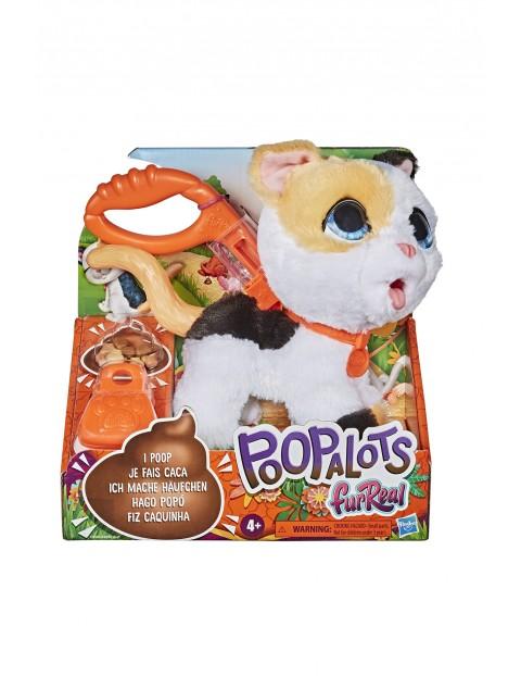 Furreal Poopalots kot - zwierzaki na smyczy 6+