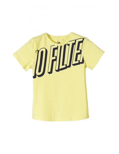 T-shirt chłopięcy 2I3437