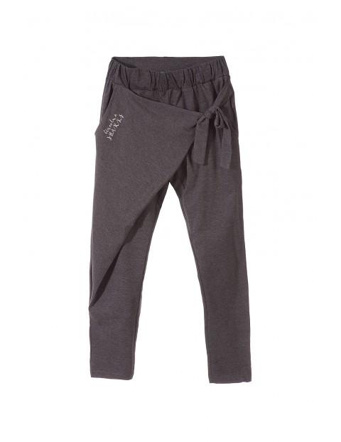 Spodnie dziewczęce 4M3317