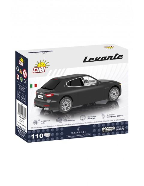 Klocki COBI 24565 Cars Maserati Levante Trofeo - 110 el wiek 5+
