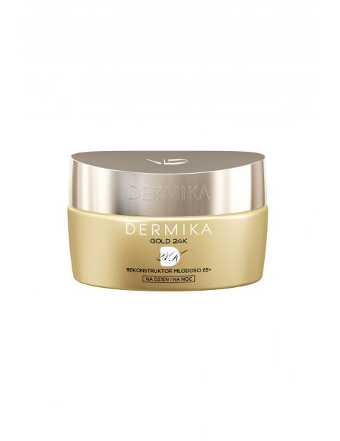 DERMIKA GOLD NEW Multi Krem 65+ -50 ml