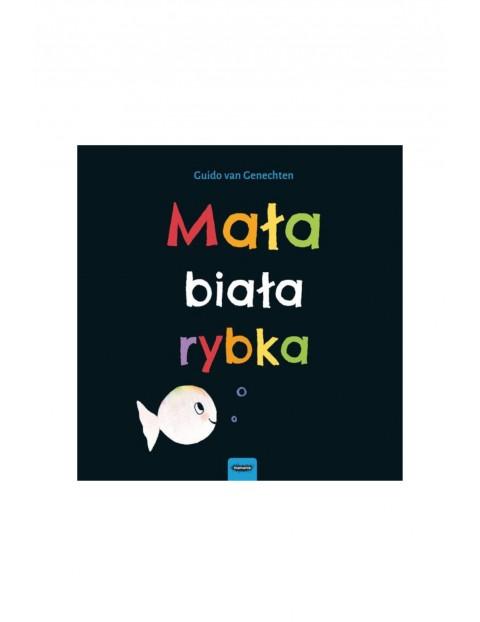 Mała biała rybka-książeczka dla dzieci
