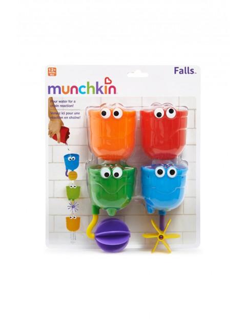 Zabawki do kąpieli-Kubki kąpielowe z pszyssawkami Munchkin