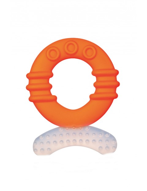 Silikonowy gryzaczek dla dzieckia Krążek