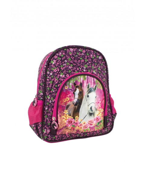 Plecak szkolny dla dziewczynki 3Y35B3