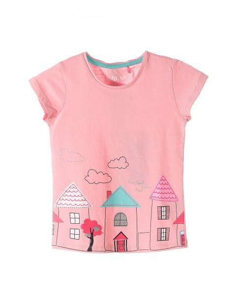 T-shirt dziewczęcy 3I3518
