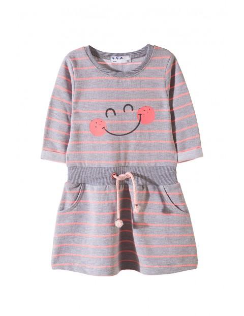 Sukienka dziewczęca 3K3303