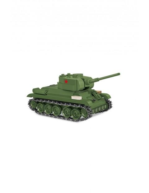 Klocki Cobi T-34-85  SCALA 1:48 - 271 klocków wiek 6+