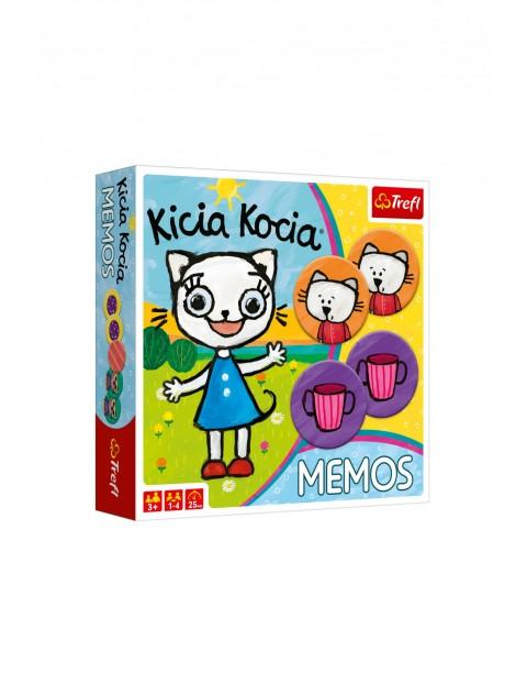 Gra Memos Kicia Kocia 3+