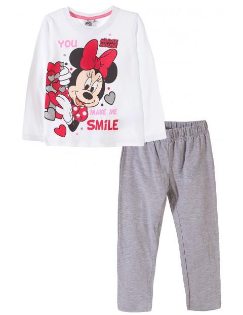 Pidżama dziewczęca Myszka Minnie 4W33A3