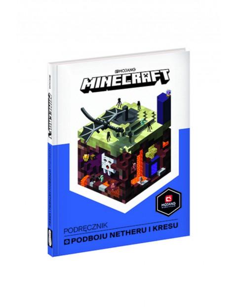 Minecraft. Podręcznik podboju Netheru i Kresu - książka