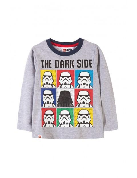 Bluzka chłopięca Lego Star Wars 1F33AI