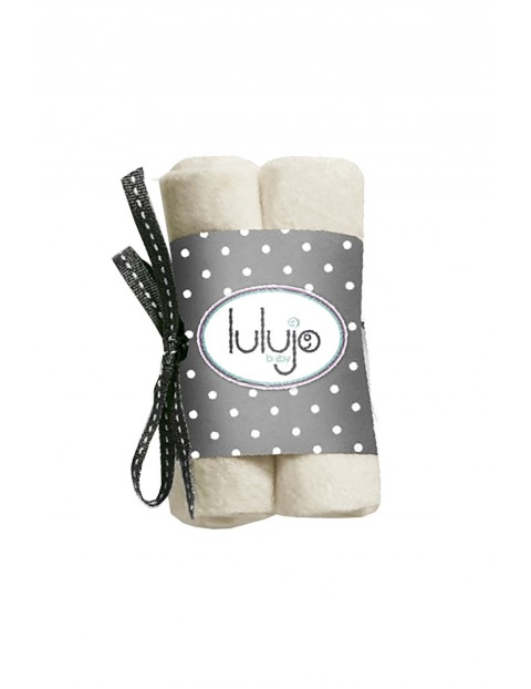 Lulujo Myjki Z Organicznej Bawełny 4szt