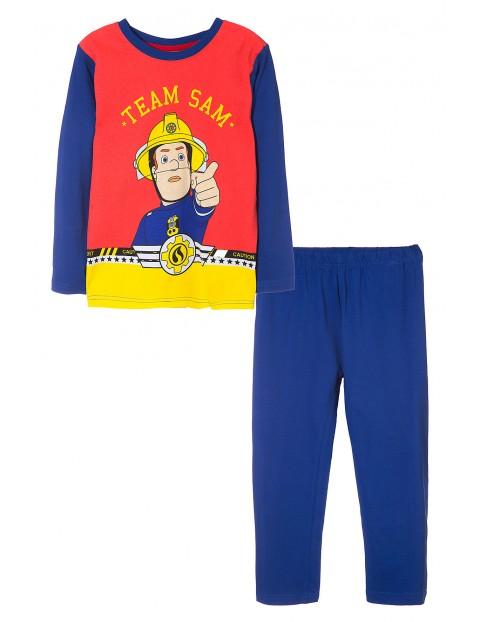 Pidżama chłopięca Strażak Sam 1W35AG