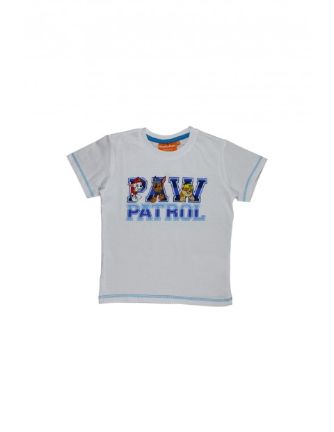 T-shirt chłopięcy Psi Patrol