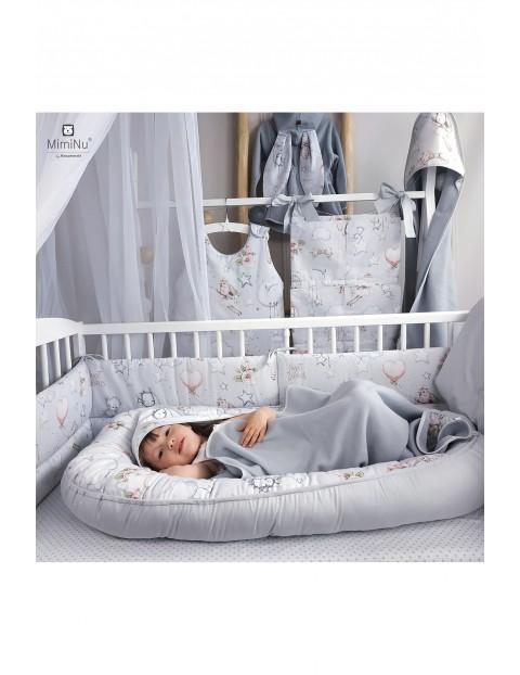 Gniazdko niemowlęce 55x90cm - Kolorowe sny