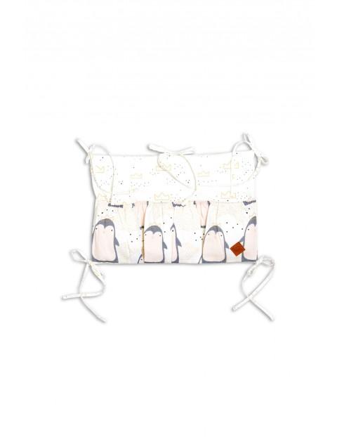 Organizer łóżkowy Lovely Penguin