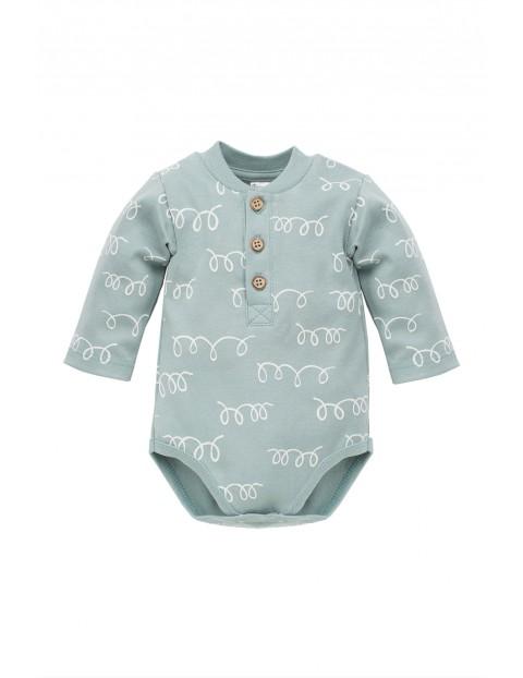 Body niemowlęce z ozdobnymi guziczkami