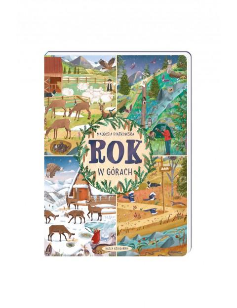 Rok w górach- książka dla dzieci
