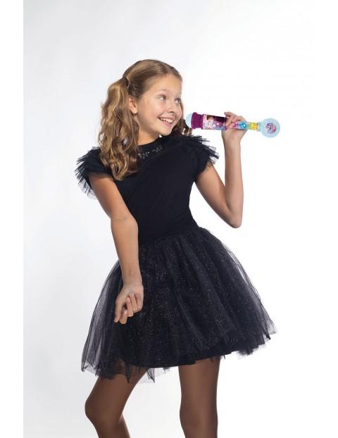 Mikrofon Frozen Trendy Lighting z głośnikiem