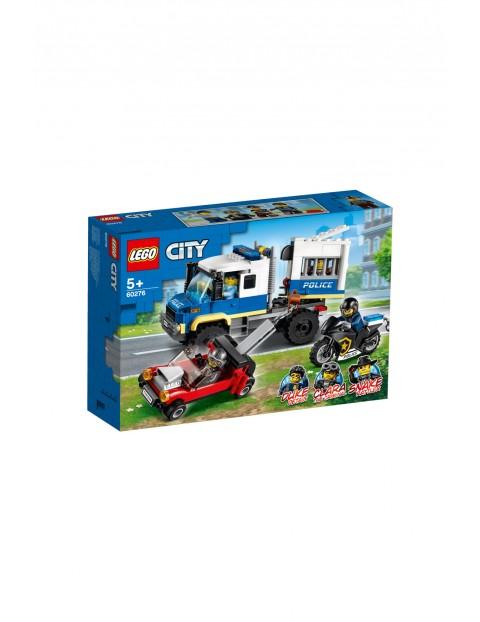 LEGO City - Policyjny konwój więzienny - 244 el