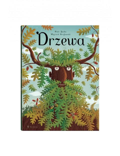 """Książka """"Drzewa"""""""