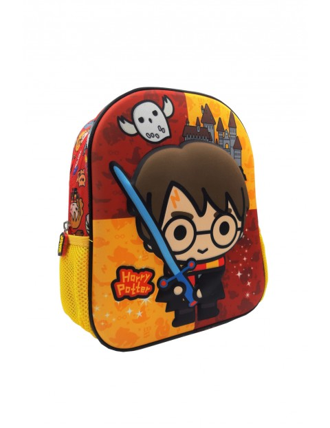 Plecak chłopięcy Harry Potter - czerwony