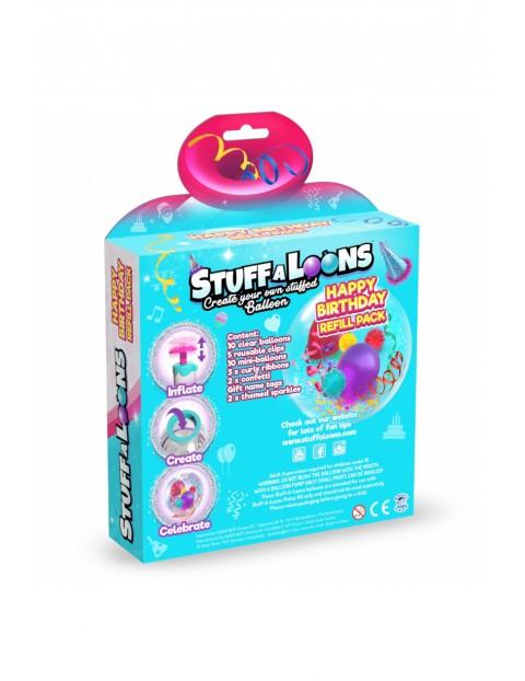 Stuff a Loons Urodzinowy pakiet uzupełniający do staciji do napełniania balonów