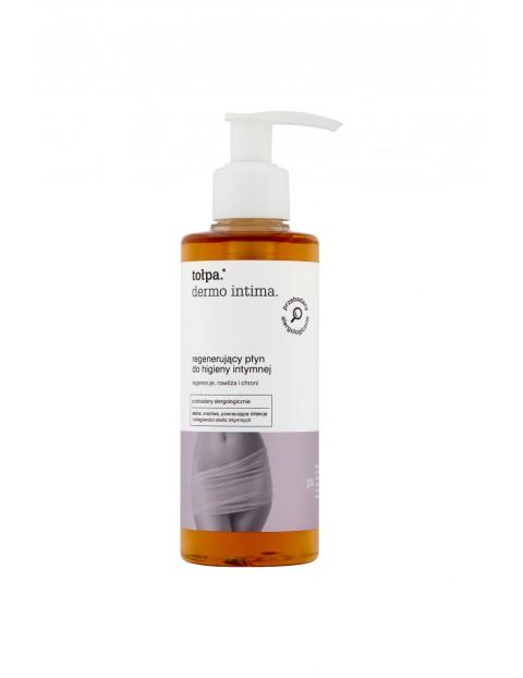 Tołpa Dermo intima Regeneracja Płyn do higieny intymnej wspierający mikrobiom 195 ml