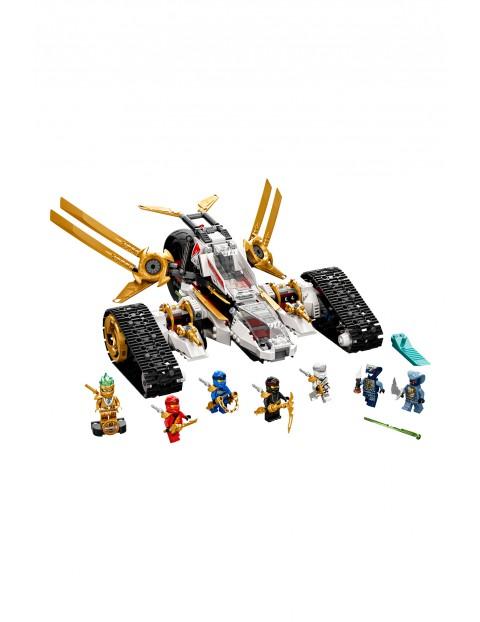 LEGO® NINJAGO® Pojazd ultradźwiękowy 71739 -  725 elementów, wiek 9+