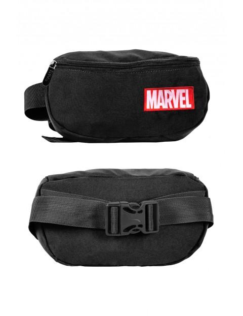 Saszetka na pas Marvel - czarna