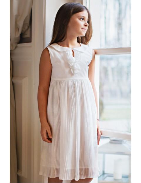 Sukienka dziewczęca 4K32A4