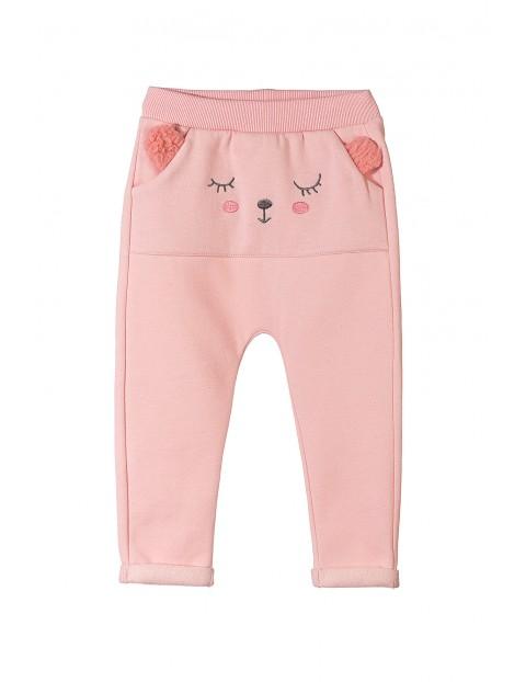 Spodnie dresowe niemowlęce 5M3524