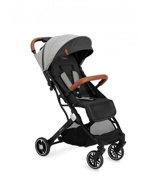 Momi ESTELLE wózek spacerowy szary 6msc+
