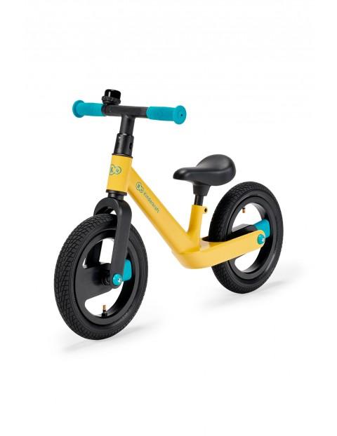 Kinderkraft Rowerek biegowy GOSWIFT - żółty wiek 3+
